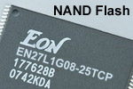 Eon NAND flash