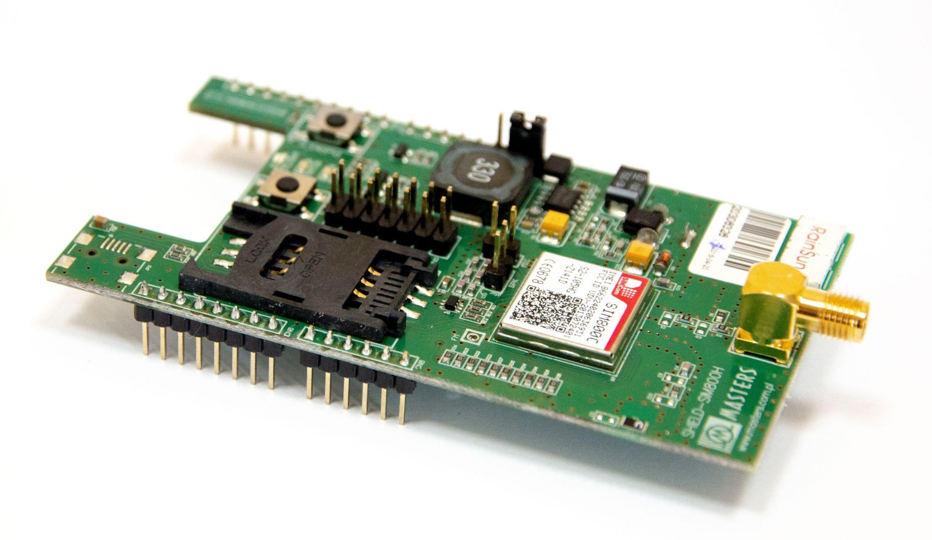 evalbrd_sim800c