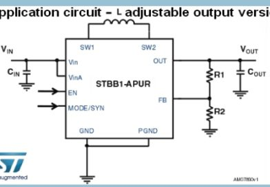 STBB1-A – przetwornica DC/DC firmy STMicroelectronics