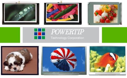 powertip-lcd