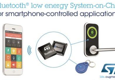 BlueNRG-2 –  innowacyjny układ SoC Bluetooth Low Energy