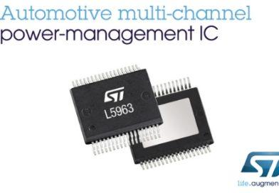 L5963 – wielokanałowy układ zarządzania energią