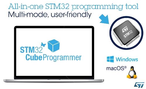 STM32-cube-programmer