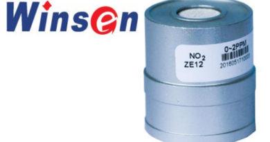 ZE12 – Czujnik gazów VOC firmy Winsen