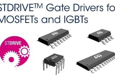 STDRIVE- wysokonapięciowe drivery MOSFET / IGBT