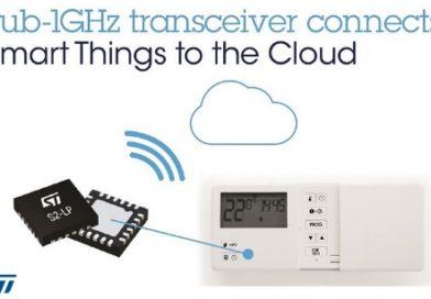 S2-LP to wydajny transceiver dla IoT
