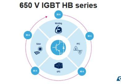 Tranzystory IGBT serii HB firmy STMicroelectronics