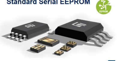 Nowoczesne pamięci EEPROM firmy STMicroelectronics