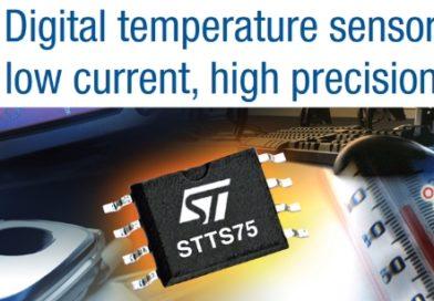 STTS75 – precyzyjny czujnik temperatury