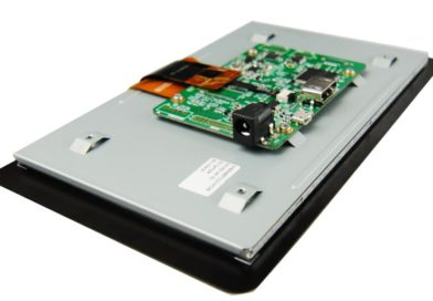 HDMI screen module series by Powertip – boost the testing