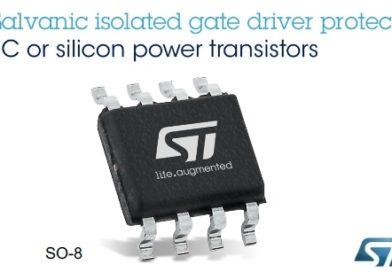 STGAP2S – wysokonapięciowy driver MOSFET/IGBT
