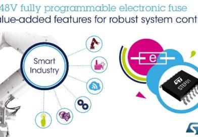 STEF01 – programowalny bezpiecznik STMicroelectronics