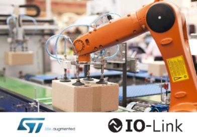 Rozwiązania STM dla standardu IO-Link