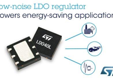 LDO40L – Regulator LDO, 400mA dla aplikacji automotive