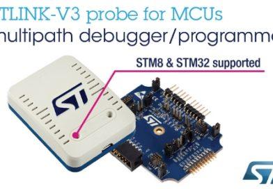 STLINK-V3SET – nowy debugger/programator dla STM32 i STM8