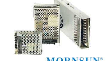 Nowa seria zasilaczy impulsowych open frame od Mornsuna