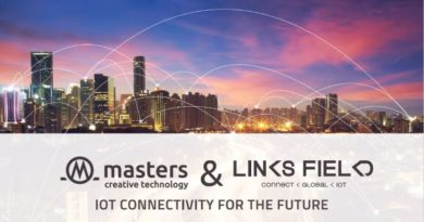 Masters and LinksField – business partners in developing IoT applications