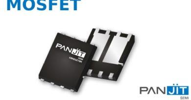 MOSFET transistors by Panjit
