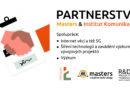 Masters a Institut Komunikací zahajují spolupráci