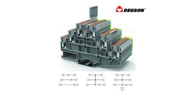 Nové konektory řady DEGSON DS2.5-3L – snadná a pohodlná obsluha