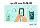 One-chip ASIC reader for standard NFC protocols from Holtek