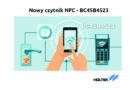 Jednoukładowy czytnik ASIC do standardowych protokołów  NFC od Holtek