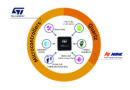 New STM32L5 microcontroller – longer battery life and higher security