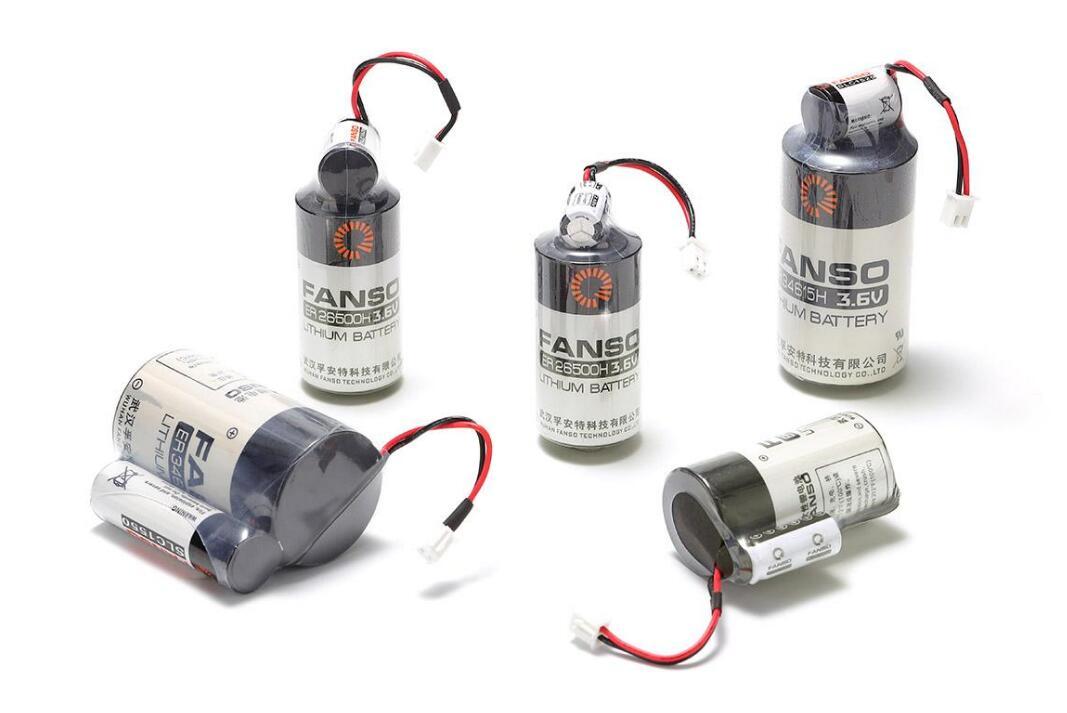 baterie litowe hybrydowe fanso masters