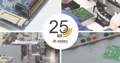 Masters anniversary – 25 years of travel in the dynamic world of electronics