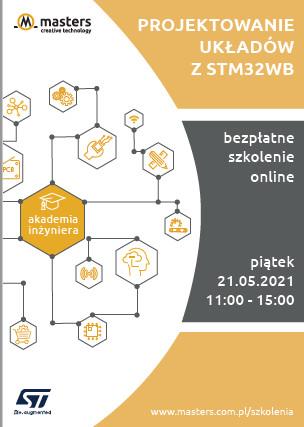 szkolenia STM32WB