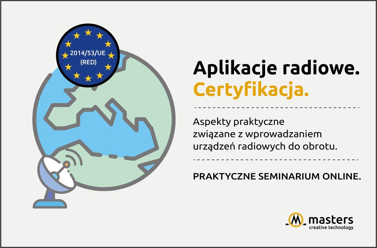 szkolenie dla inżynierów certyfikacja aplikacje radiowe