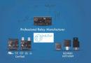 Novelty in Masters portfolio. Professional relays manufacturer.